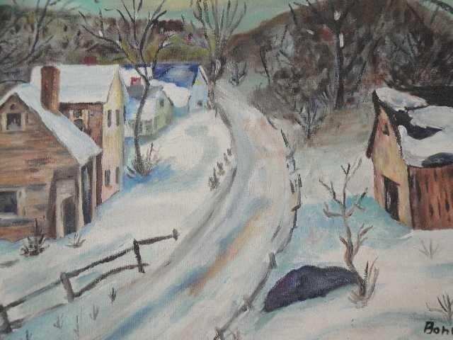 7: BONNIE CLARK - MAINE ARTIST