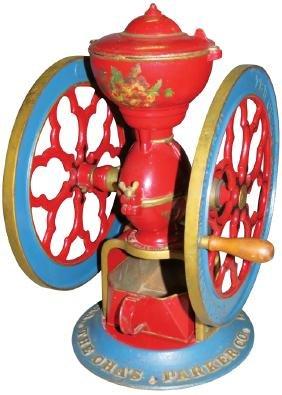 Chas Parker Coffee Grinder Model No. 700