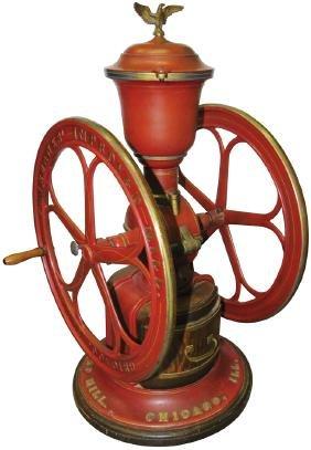 Fairbank's Improved Cast Iron Coffee Mill