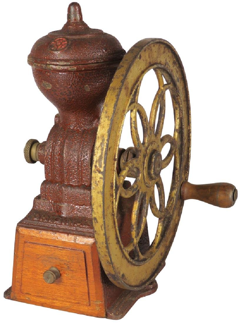 Cast Iron Coffee Mill