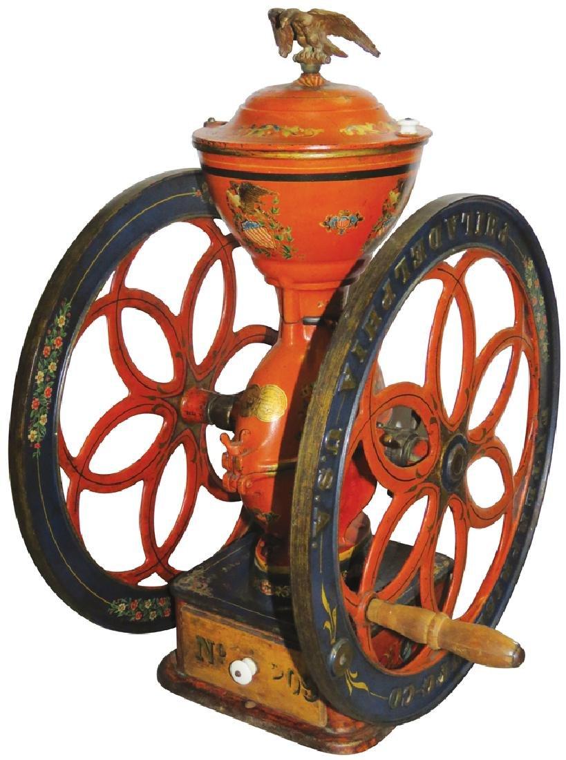 Enterprise Mfg. Cast Iron No. 209 Coffee Mill