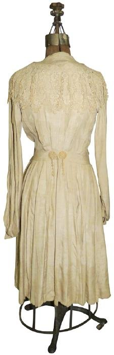 Early Dress Form And Dress