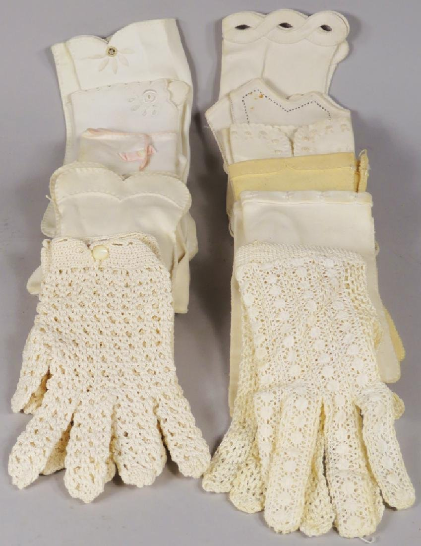 Collection of Ladies Dress Gloves