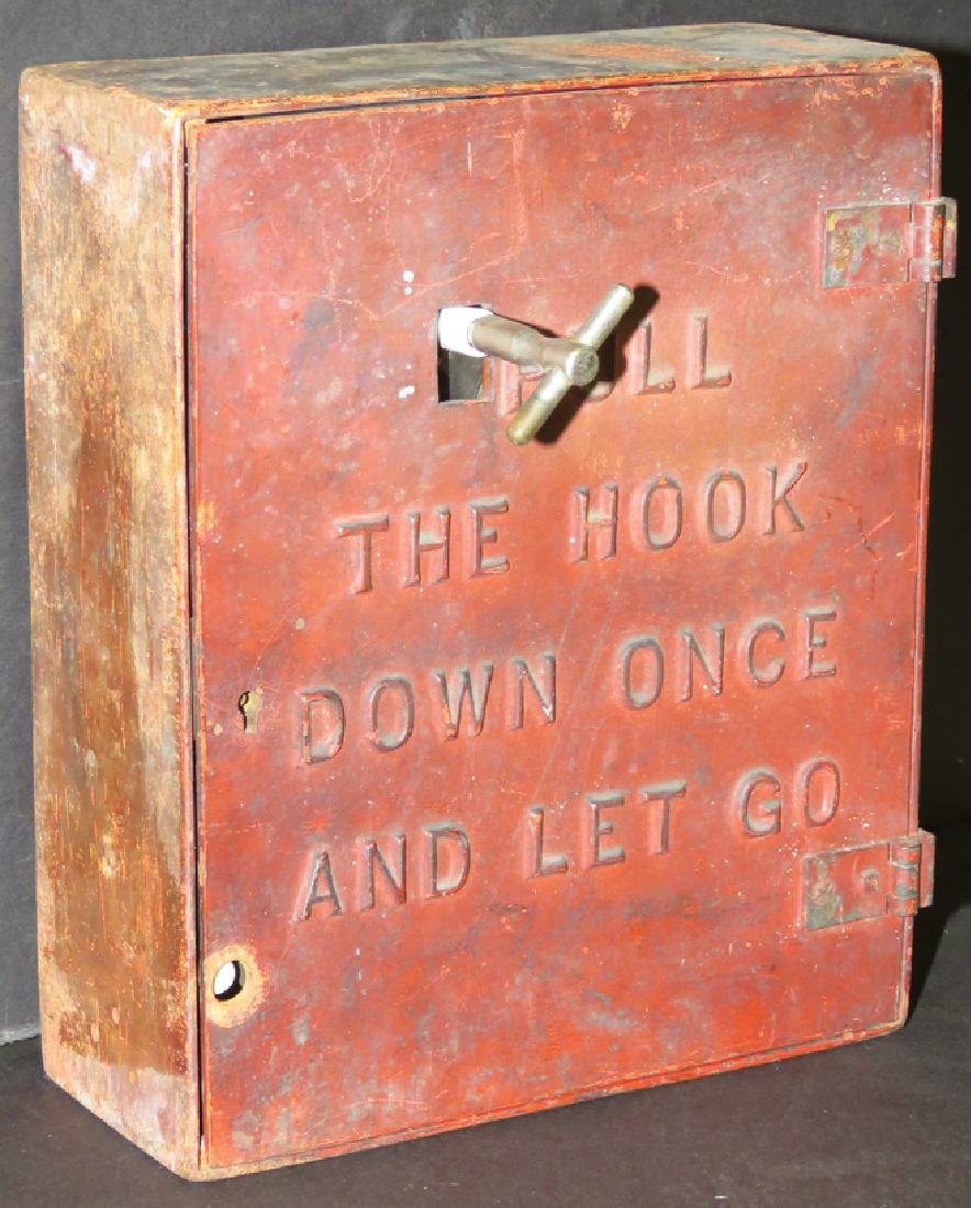 Gamewell Fire Alarm Box