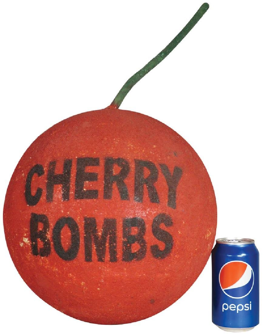 Cherry Bomb Fireworks Store Display