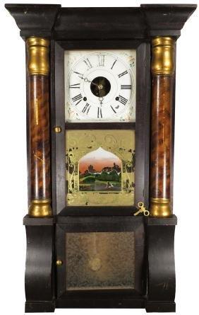 Seth Thomas Eight Day Clock