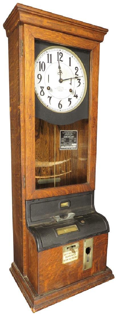 International Time Recording Co. Timeclock
