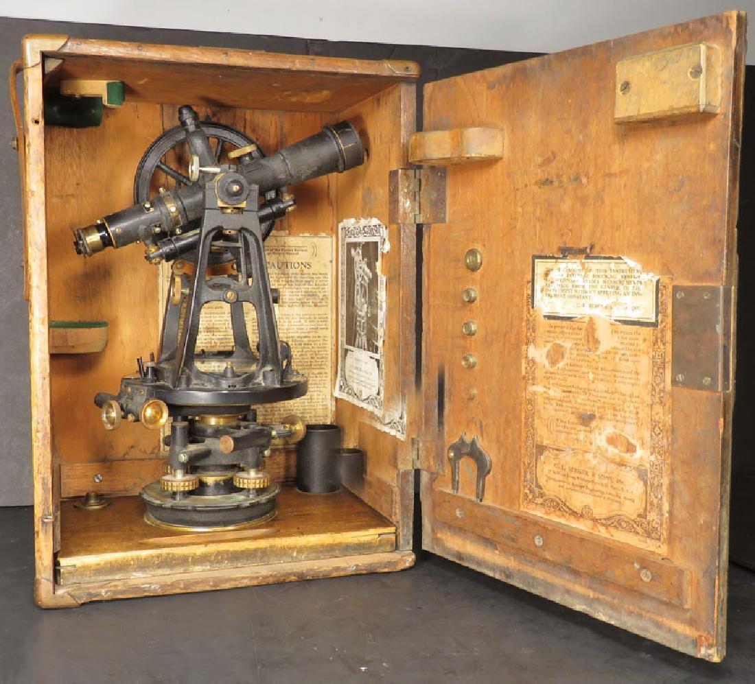 C.L. Berger and Sons Inc., Boston, Telescope - 6