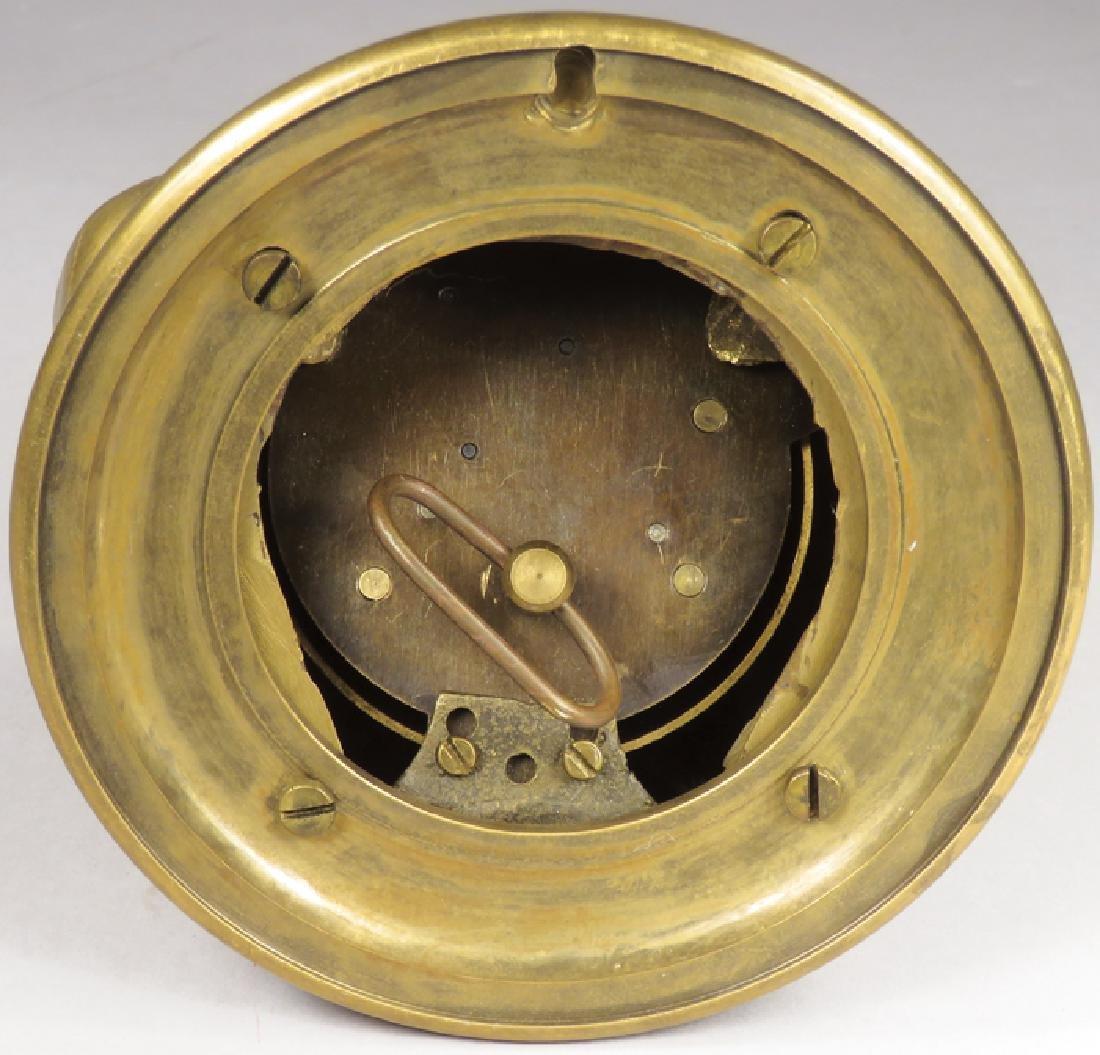 Clockwork Brass Bull Dog Bell - 2