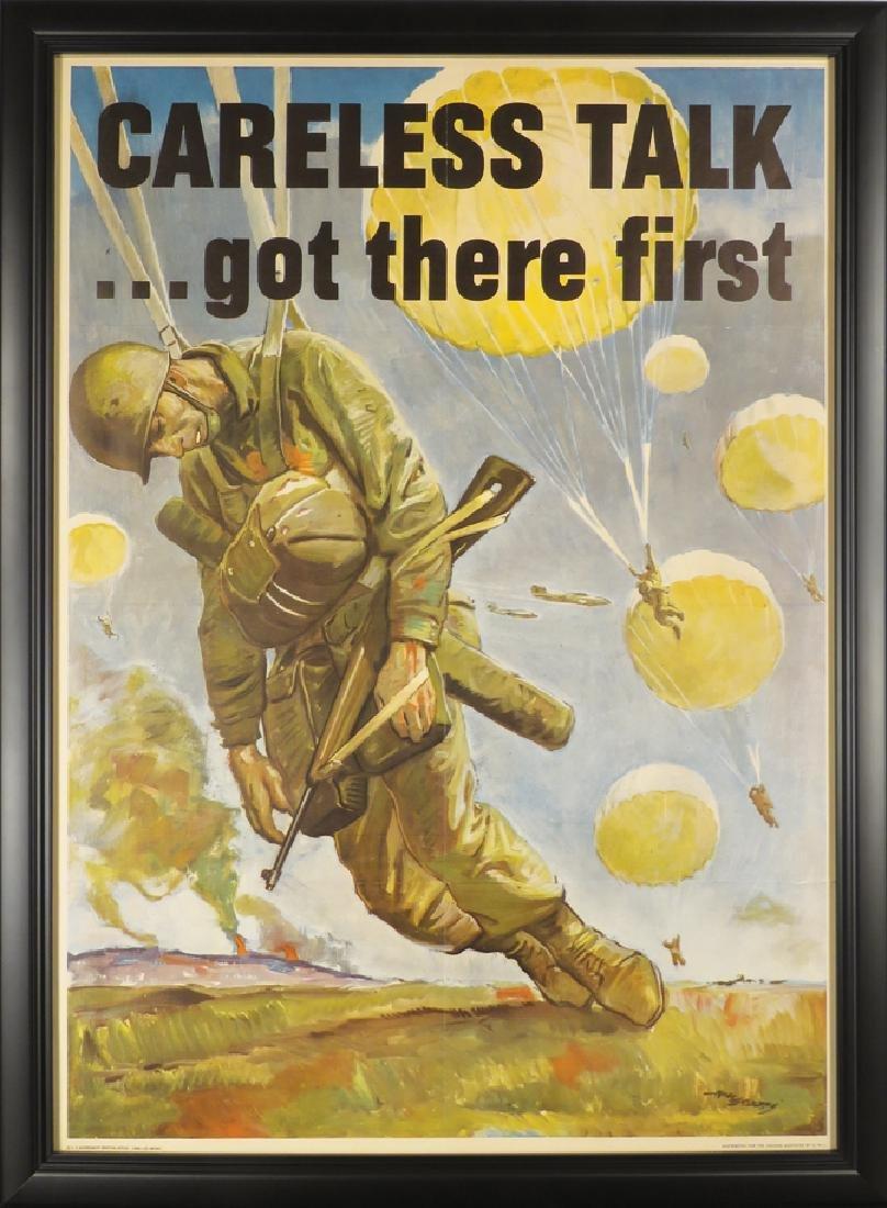 1944 War Poster