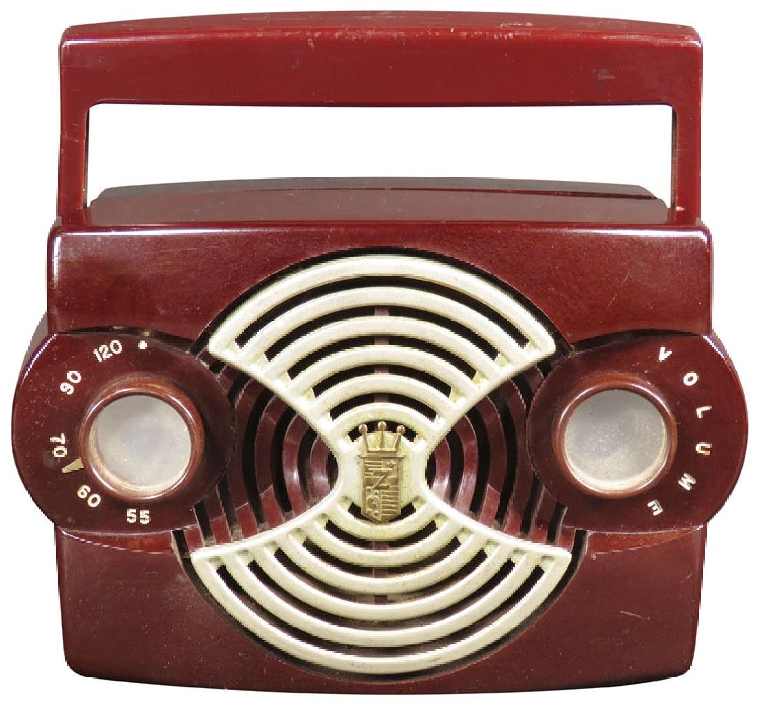Zenith Catalin Radio