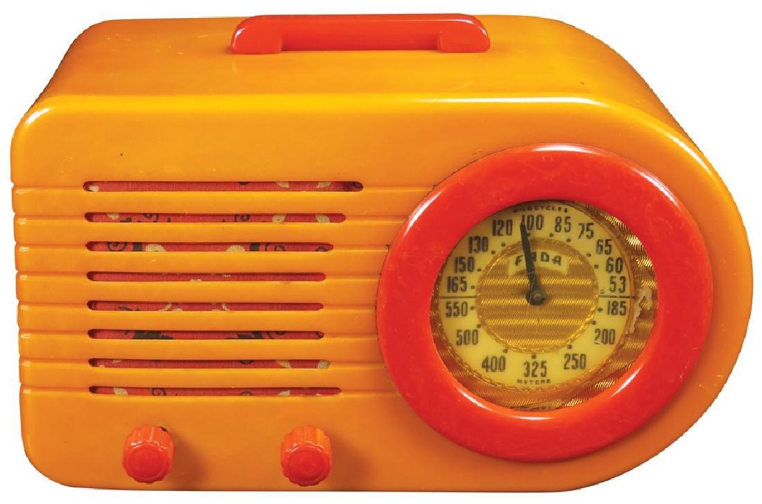 Fada Catalin Radio