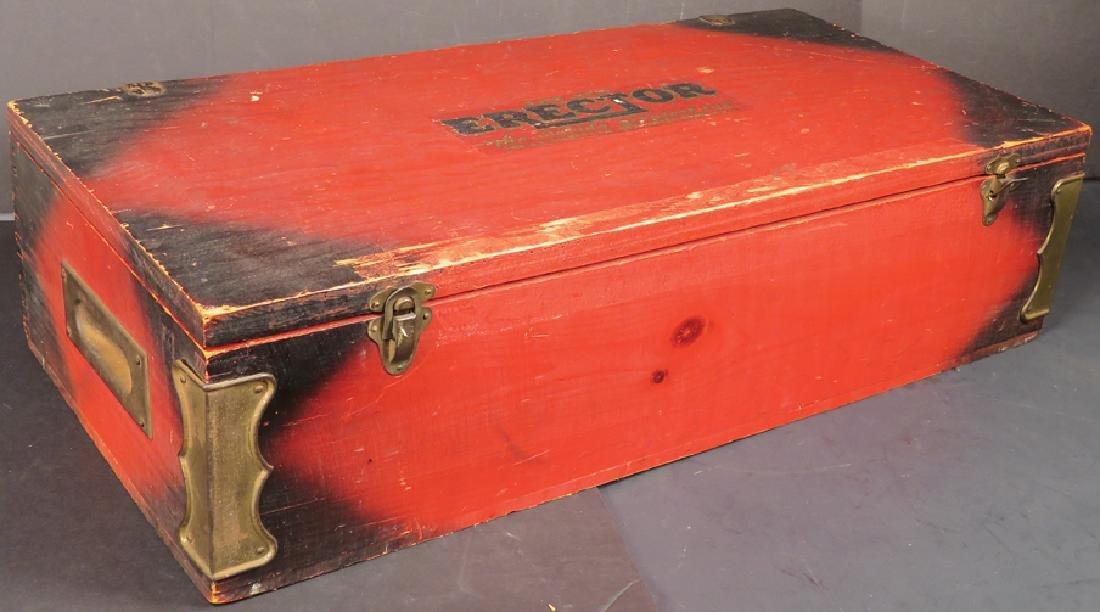 Vintage Toy A.C. Gilbert #7 Model Erector Set - 3