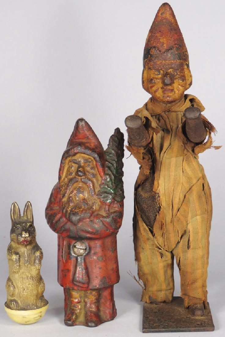 Miscellaneous Antique Toys