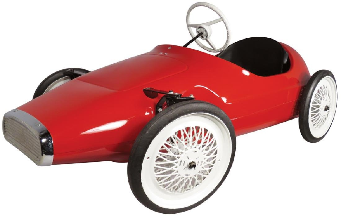 Child's Ferrari Pedal Car