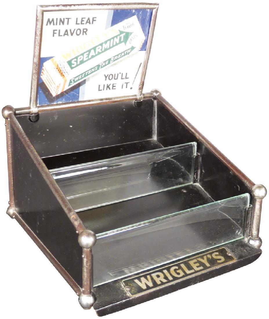 Wrigley's Spearmint Gum Store Display