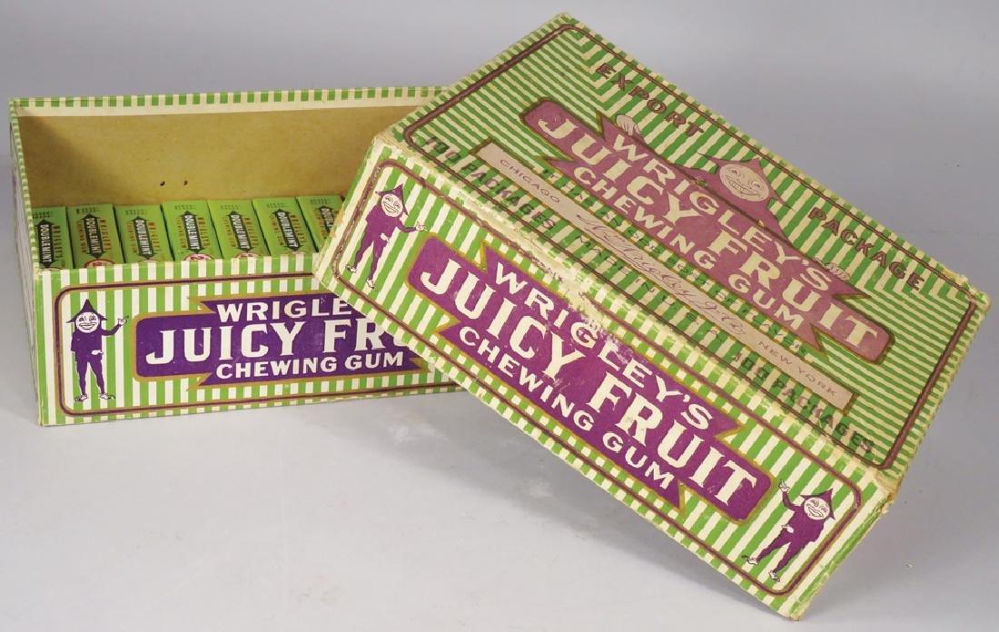 Wrigley's Juicy Fruit 100 Package Box