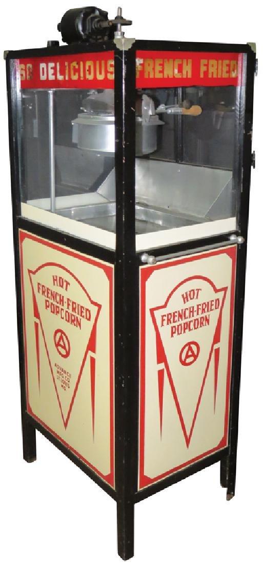 Hot French Fried Pop Corn Machine