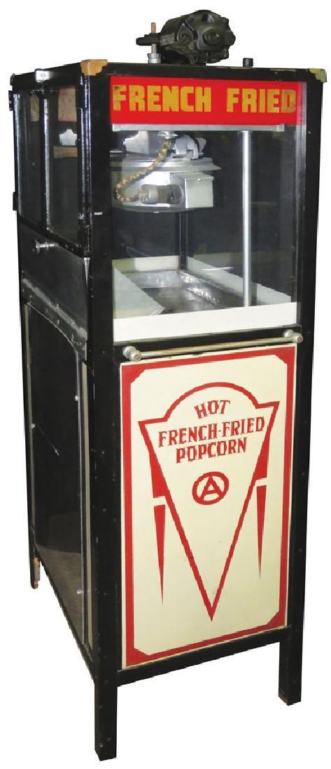 Hot French Fried Pop Corn Machine - 2