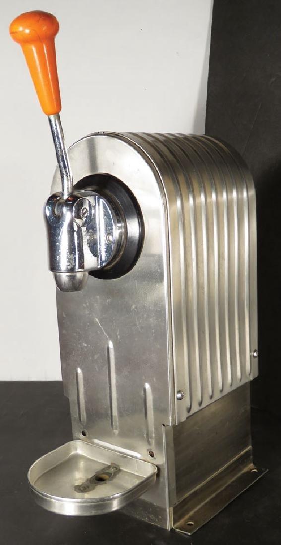 Orange Crush Soda Fountain Dispenser - 2