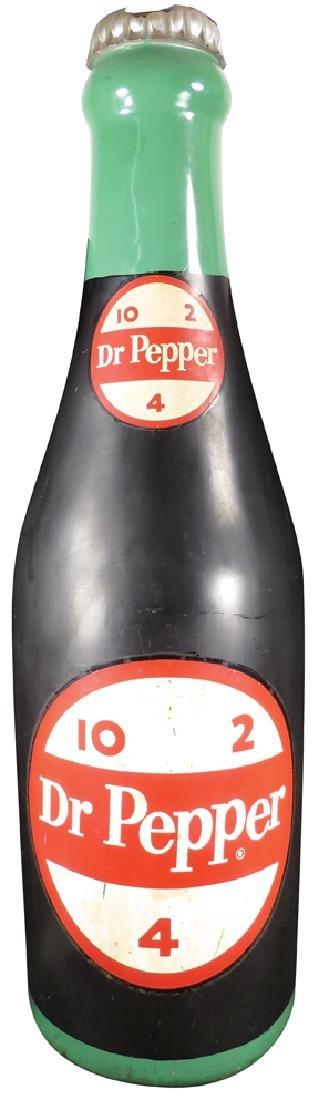 Dr Pepper Store Display Bottle