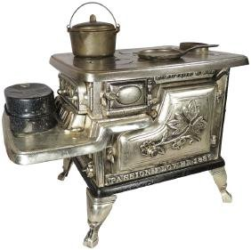Passion Flower Salesman's Sample Cook Stove