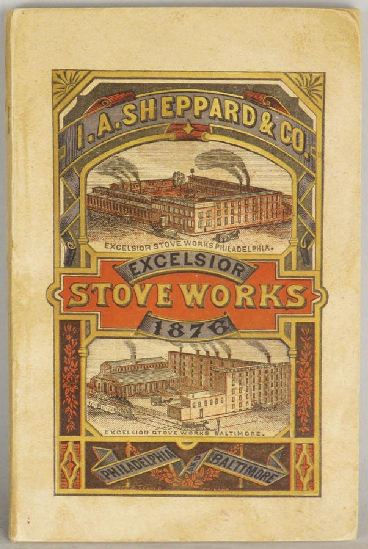 1876 Catalog for Excelsior Stove Works