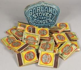 Garland Stoves & Ranges Tile and Matchbooks