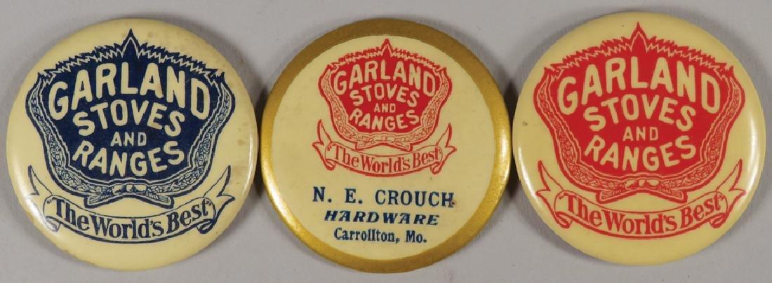 Garland Stoves and Ranges Pocket Mirrors