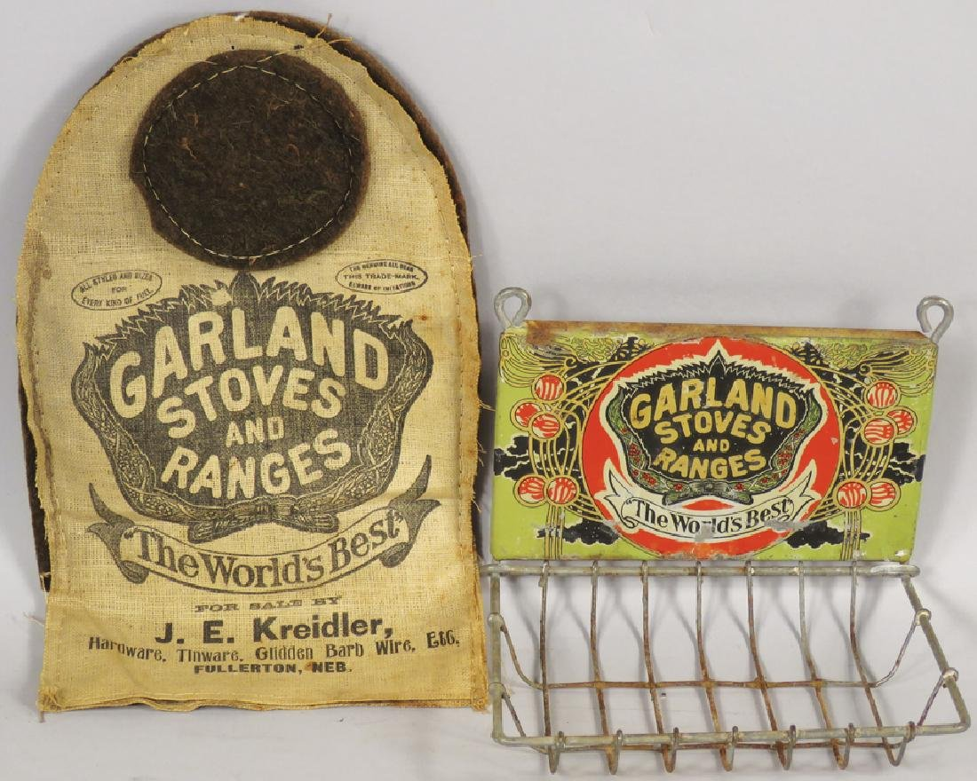 Garland Stoves and Ranges Soap and Pot Holder