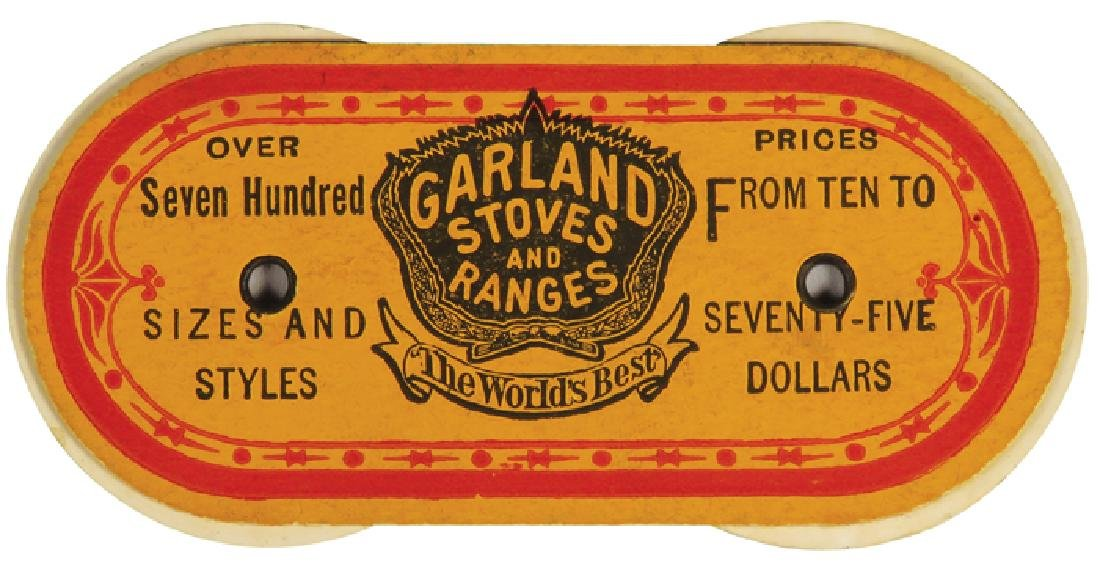 Garland Stoves and Ranges Game Counter