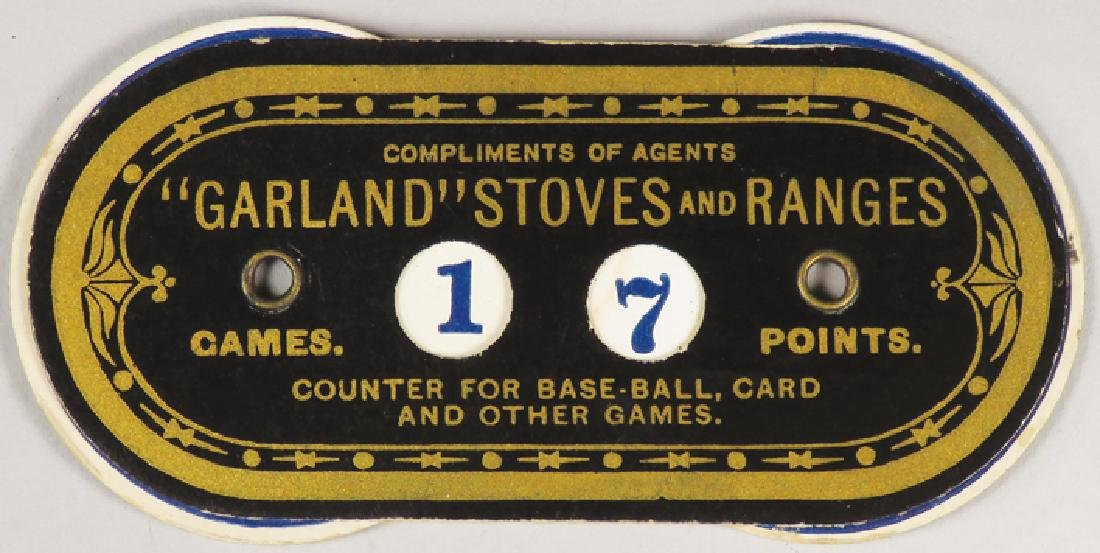 Garland Stoves and Ranges Game Counter - 2