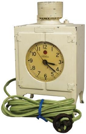 GE Monitor Top Refrigerator Clock
