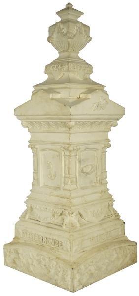 Memorial Monument Salesman's Sample
