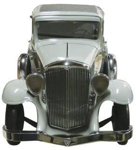 "1932 Hudson ""8"" Sedan Factory Model"