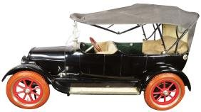 "1922 Durant ""Star"" Touring Car Factory Model"