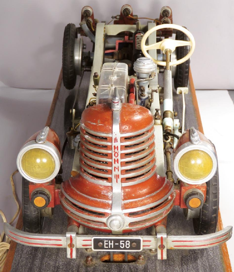 German School Training Model Car - 3