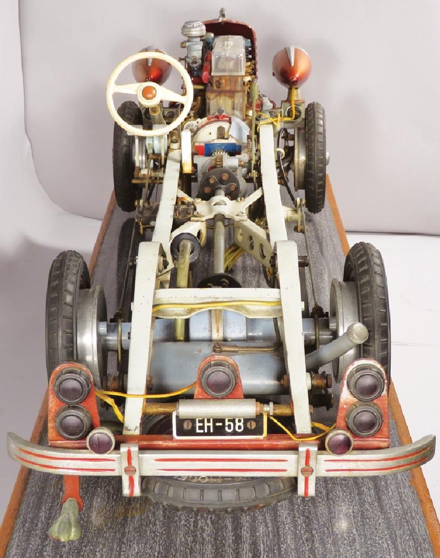 German School Training Model Car - 6