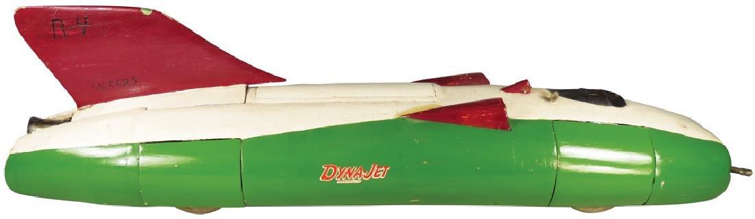 Dyna-Jet Jet Propelled Model Car