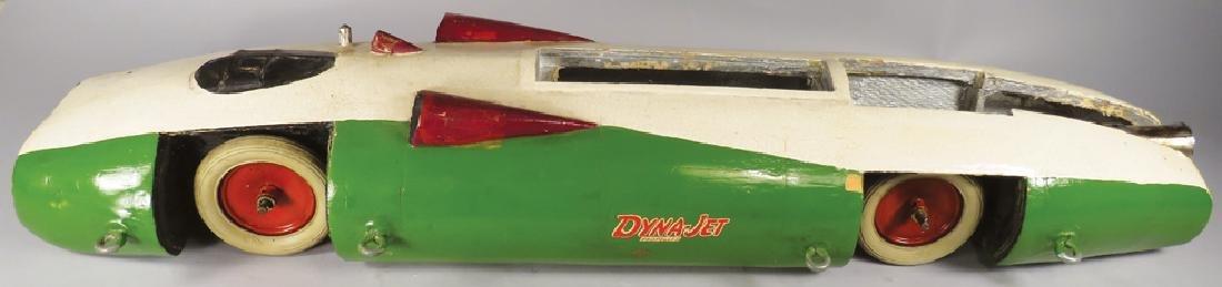 Dyna-Jet Jet Propelled Model Car - 3