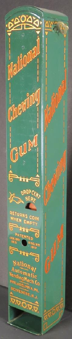 National Chewing Gum Porcelain Dispenser