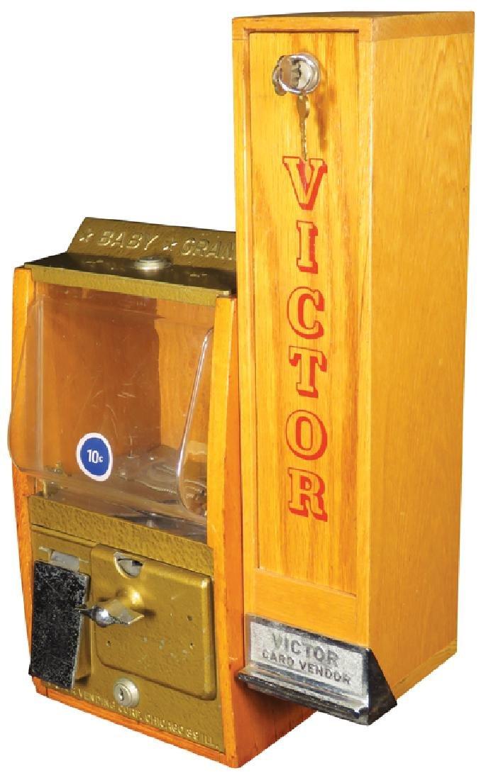 1926 Baby Grand 10 Cent Trade Stimulator