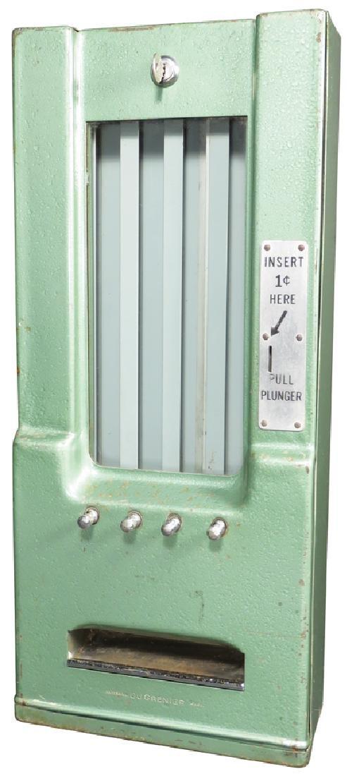 DuGrenier Gum Vending Machine