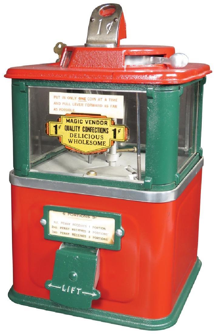 Magic Vendor Quality Confections Machine