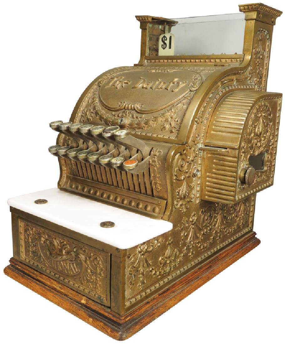 National Cash Register Model No. 50 1/4