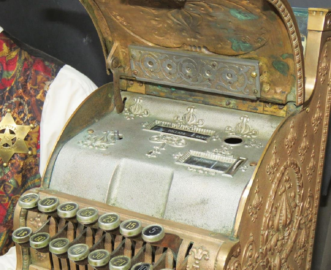 National Candy Store Cash Register - 2