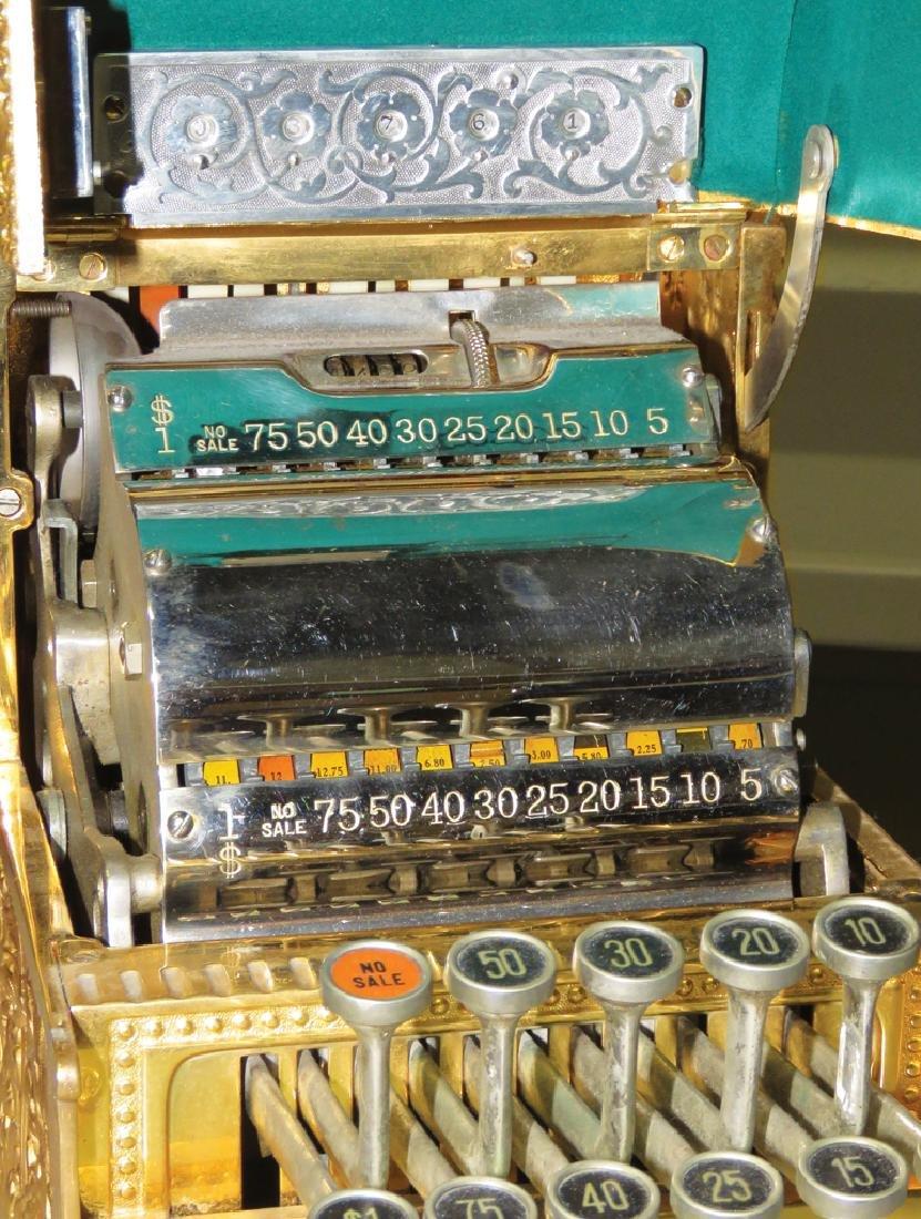 National Model 216 Candy Store Cash Register - 3