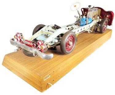 HOHM German School Training Model Car - 2
