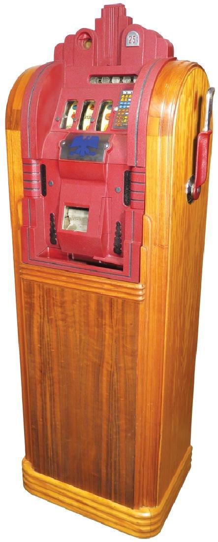 Mills Extraordinaire Console Slot Machine