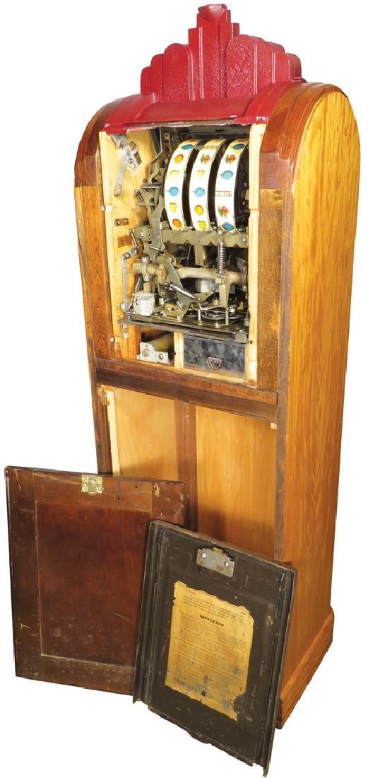 Mills Extraordinaire Console Slot Machine - 3